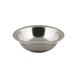 Миска COMFORTIKA глубокая пищевая нержавеющая сталь 0,9 л